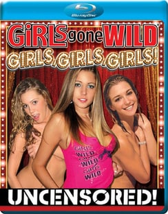Girls Gone Wild - Girls, Girls, Girls (Blu-ray Disc)