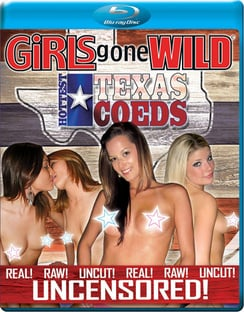 Girls Gone Wild - Hottest Texas Coeds (Blu-ray Disc)