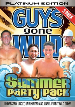 Guys Gone Wild - Summer Party Pack (DVD)