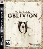 PS3 - Elder Scrolls IV: Oblivion
