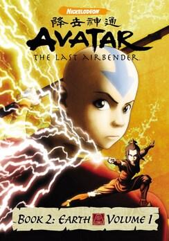 Avatar: The Last Airbender - Book 2: Earth - Vol. 1 (DVD)