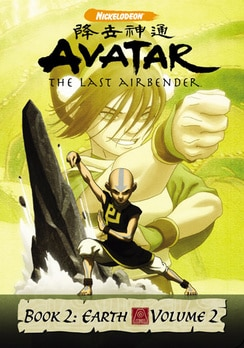 Avatar: The Last Airbender - Book 2: Earth - Vol. 2 (DVD)