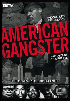 American Gangster - The Complete First Season (DVD)