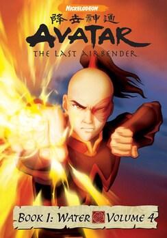Avatar: The Last Airbender - Book 1: Water - Vol. 4 (DVD)