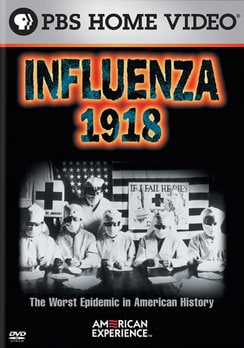 American Experience - Influenza 1918 (DVD)