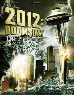 2012: Doomsday (Blu-ray Disc)
