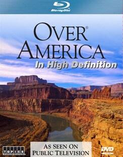 Travel Adventure Nature - Over America (Blu-ray Disc)