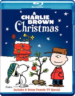 A Charlie Brown Christmas - Deluxe Edition; Includes Digital Copy (Blu-ray Disc)
