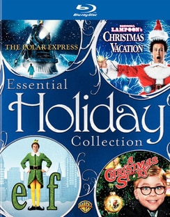 Essential Holiday Collection - 4 Disc Set (Blu-ray Disc)