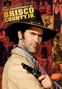 Adventures of Brisco County Jr: The Complete Series (DVD)