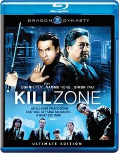 Kill Zone - Ultimate Edition (Blu-ray Disc)