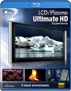 Visual Moods: The Ultimate Plasma and LCD Experience (Blu-ray Disc)