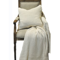 Samson Natural Knitted Throw or Pillow