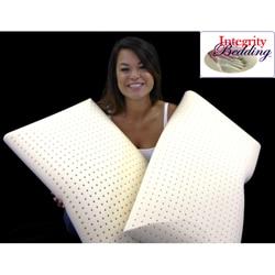 Soft Ventilated Visco Memory Foam Pillows (Set of 2)