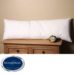 Splendorest 220 TC Cotton Down Alternative Body Pillow