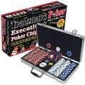 300 piece full poker set