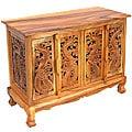 Thai Dragons Storage Cabinet/ Sideboard Buffet