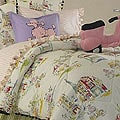 Nicole Miller 'Fifi' 10-piece Bedding Ensemble