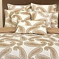 Big Paisley Micro-plush 3-piece Comforter Set