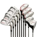 Delta Golf SL 500 Ladies 8/2 10-piece Golf Club Set