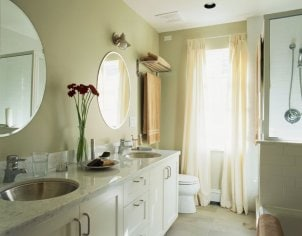 Best Window Treatments for a Bathroom