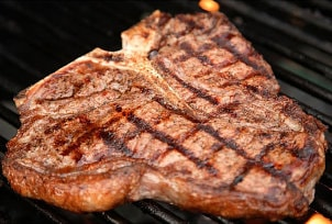 How to Cook a Steak on Your Charcoal Grill