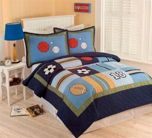 Top 5 Bedding Ensembles for Boys