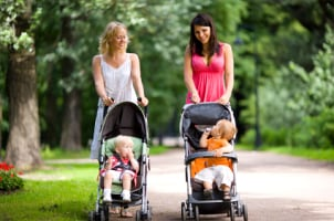 Top 5 Baby Stroller Safety Tips