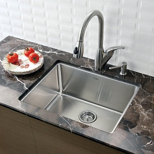 How to Buy the Right Size Kitchen Sink