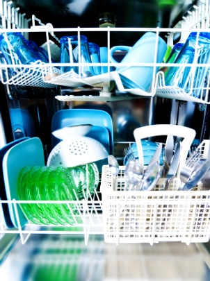 How to Hook Up a Portable Dishwasher