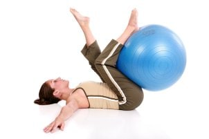 Tips on Using an Exercise Ball