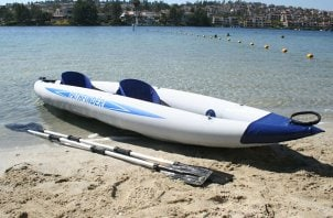 Kayak Fact Sheet
