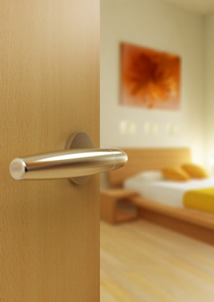 How to Choose Interior Door Hardware