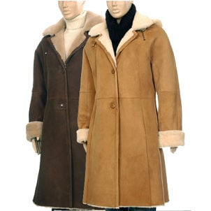 How To Care for a Sheepskin Coat