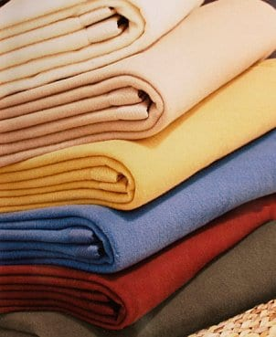 How to Clean Wool Blankets