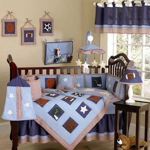 Top 5 Nursery Ideas for a Boy