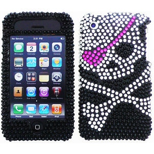 How to Put Rhinestones on Your Cell Phone
