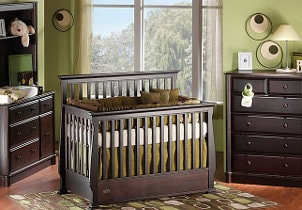 Safety Features to Look for in a Nursery Furniture Set