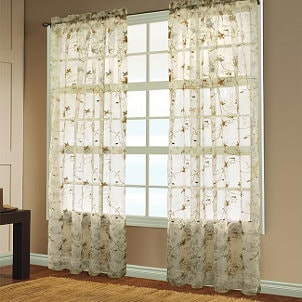 Sheer Curtains | Overstock.com: Buy Window Treatments Online
