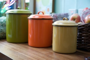 Tips on Organizing a Small Kitchen