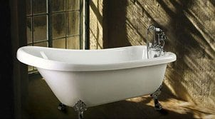 How to Install a Claw Foot Tub