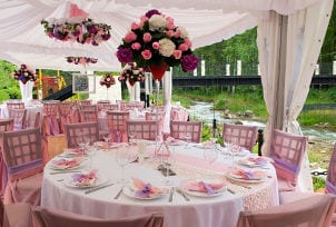 How to Measure Wedding Tables for Decorations