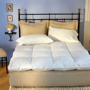 How to Pick a Featherbed