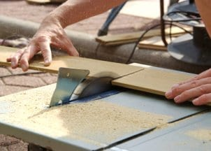 How to Safely Use a Table Saw