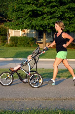 How to Clean and Maintain Jogging Strollers
