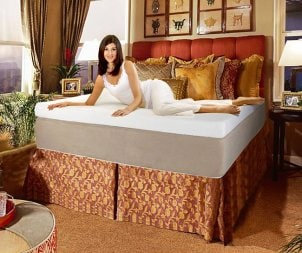 Air Mattresses vs  Memory Foam Mattresses