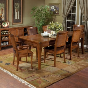 Dining Room Table And Chairs Set Native Home Garden Design