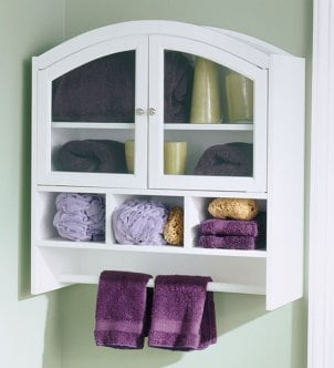 Top 10 Stylish Bathroom Storage Ideas