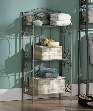 Best Bathroom Shelf Ideas