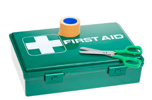 First Aid Kit Supplies Checklist